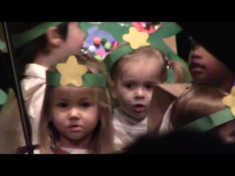 One School Of The Arts Christmas Play 2015 Pre-K