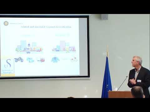 Ron Boshma - Regional Diversification, relatedness and smart Specialisation