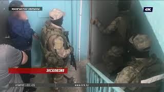 ЭКСКЛЮЗИВ: Маңғыстау облысында ауқымды арнайы операция өткізіліп, бірнеше қылмыстық топ құрықталды