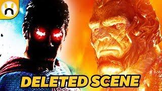 Justice League Darkseid & Evil Superman Deleted Scene EXPLAINED