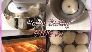 [미니오븐]vlog#2 라쿠진 미니오븐으로 감자모닝빵 …