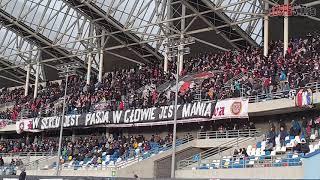 2L: Resovia Rzeszów - Widzew Łódź [Fans]. 2019-03-16