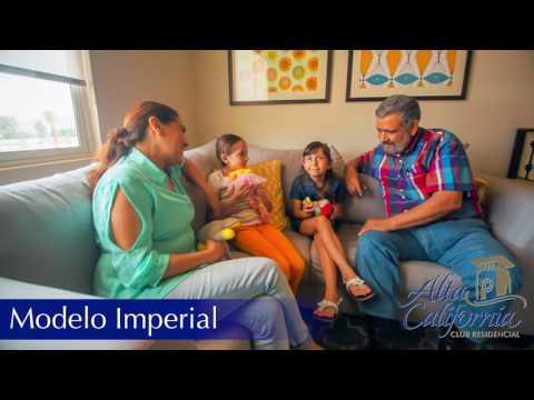 Modelo Imperial -  Alta California