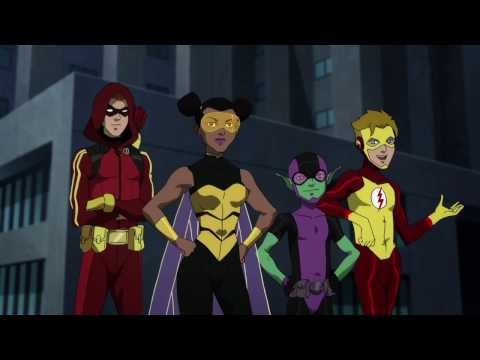 Teen Titans: Judas Crack 2 streaming vf