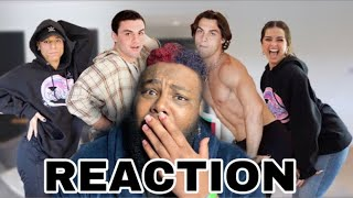 ‪Learning Tik Tok Dances From Larray & Addison Rae - Dolan Twins | REACTION‬