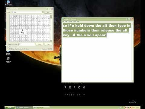 How To Type Fancy Symbols (Alt Codes) ☺☻♥♦♣♠•◘○...