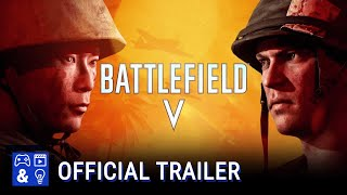 Battlefield V – War in the Pacific Official Trailer