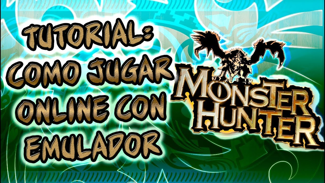 Tutorial: Como jugar Monster Hunter Online (PPSSPP)