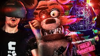 GUYS.. THERE'S SOMETHING WRONG WITH THIS GAME. || FNAF VR: Help Wanted (Part 5)