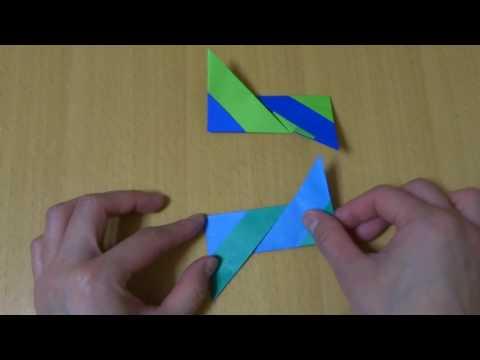 ハート 折り紙:折り紙 忍者 折り方-popmatx.com