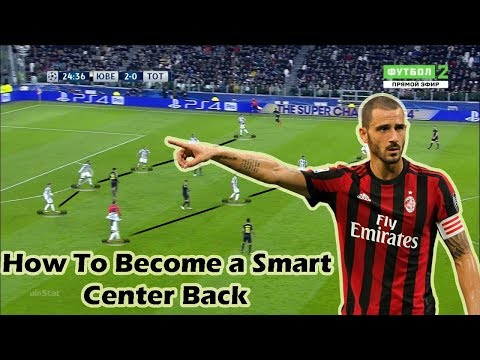 Leonardo Bonucci - Analysis - The Deep Playmaker