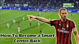 Leonardo Bonucci - Analysis - The Deep Playmaker