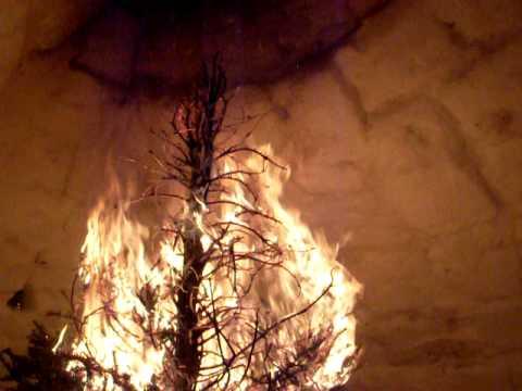 Fire in an Igloo - YouTube
