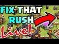FIX THAT RUSH LIVE #1
