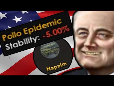 Hearts Of Iron 4 - The AMERICAN Dream