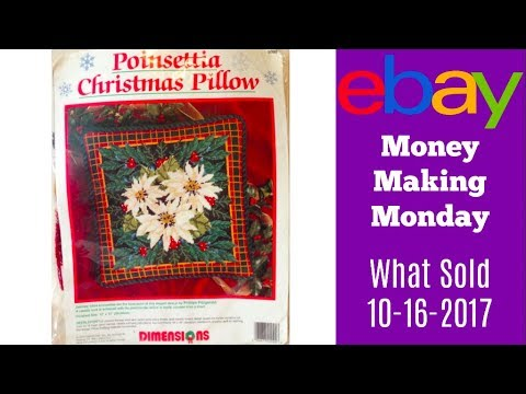 What Sold on eBay Money Making Monday 10 16 17