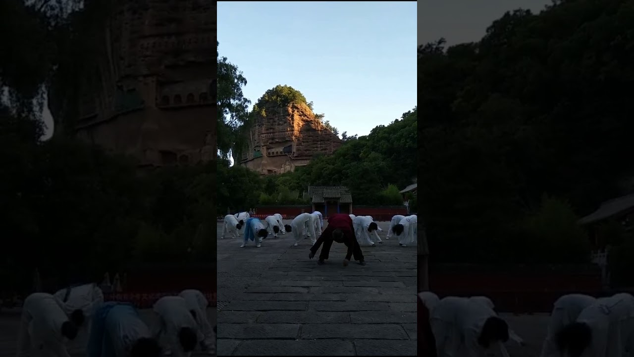 Tai Chi in China