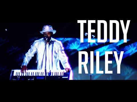 Teddy Riley on tour with TalkStar