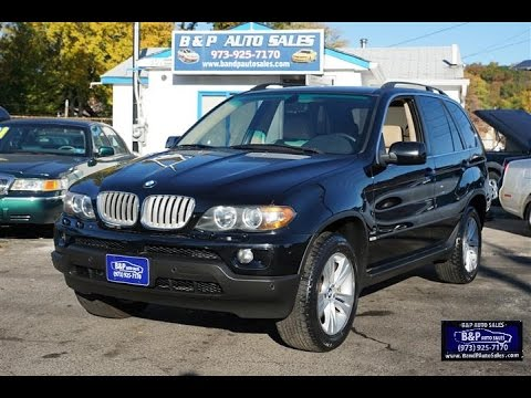 2005 bmw x5 v8 suv youtube. Black Bedroom Furniture Sets. Home Design Ideas