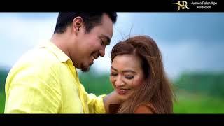 Ngom aya rudo nayom || Jumken Rallen & Tai Ete|| Galo Modern Song 2021Arunachal Pradesh Music video.