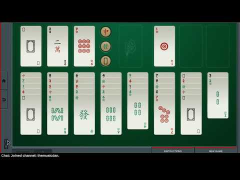 Let's Play Shenzhen... Solitaire? |