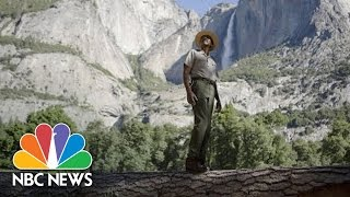 Yosemite Ranger Discovers Park's True Owners | NBC News