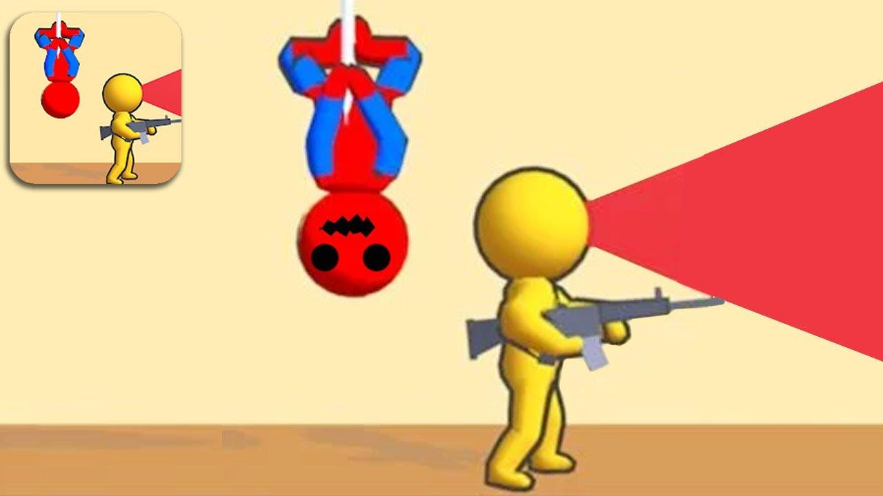 SPIDER KID - Walkthrough Gameplay Part 1 - INTRO (iOS Android)