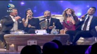 KÜRDÎLİ HİCAZKÂR FASLI (Beyaz Show / 29.05.2009)