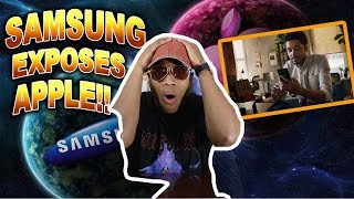 Samsung Galaxy: Growing Up (REACTION!!!)
