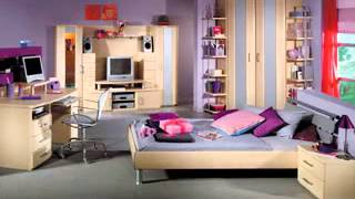 Teenage Girls Bedroom Furniture Ideas