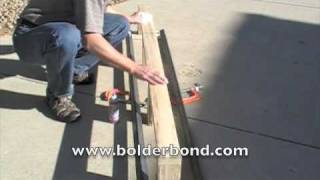 How To Make A Skateboard Rail (no Welding)