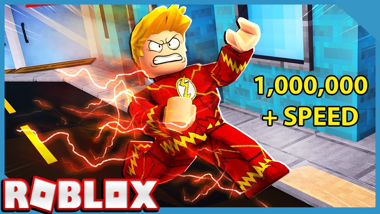 Proxy Suit Roblox I Got The Flash Suit And Became The Fastest Player In Roblox Speed World Youtube
