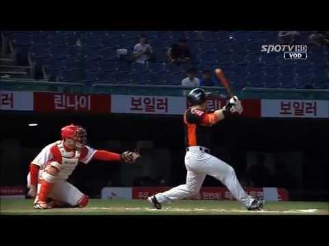 Ah Seop Son - OF Lotte Giants