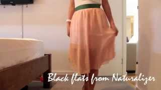 How to style a High Waisted Skirt