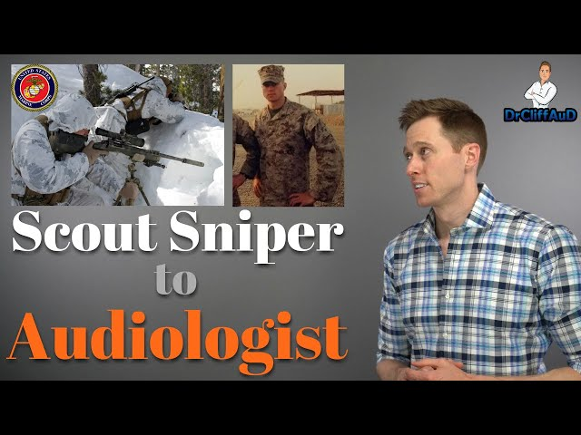 Similarities Between Scout Snipers & Audiologists Who Fit Hearing Aids