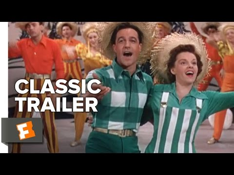 Summer Stock 1950  Trailer  Judy Garland, Gene Kelly Musical Movie HD