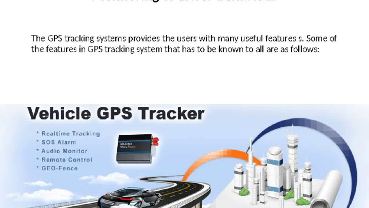 Gps Tracking Systems >> Commercial Vehicle Gps Tracking System Youtube