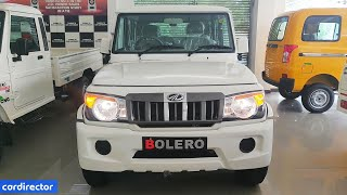 Mahindra Bolero ZLX 2019 | Bolero 2019 Power+ ZLX Features | Interior & Exterior | Real-life Review