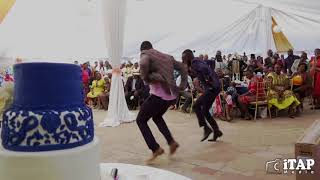 Best wedding dance battle (Zimbabwe)