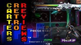 Carters Retro Reviews - Batman Forever: The Arcade Game / Sega Saturn