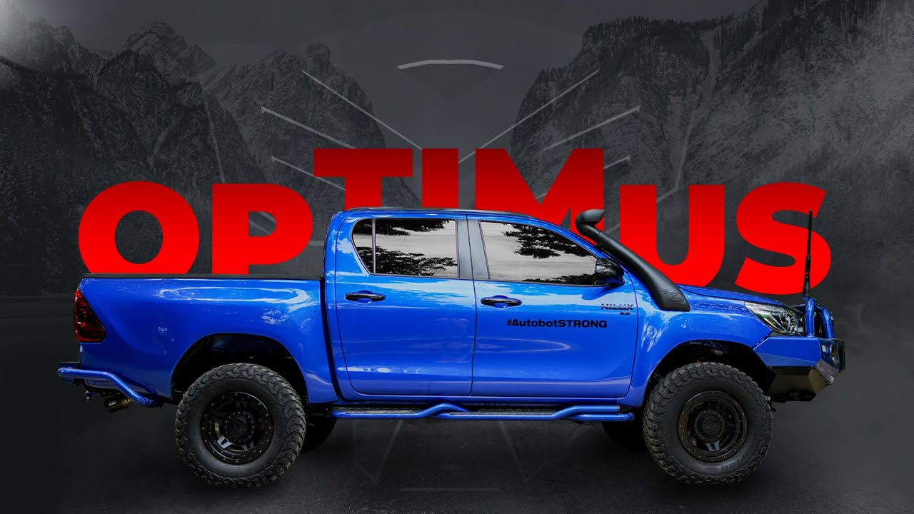 Project OPTIMUS - Toyota Hilux Conquest