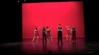 canada college salsa performance 12-9-11