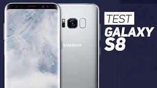 TEST COMPLET : Samsung Galaxy S8, la bête de course - W38