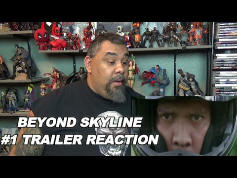BEYOND SKYLINE #1 TRAILER REACTION streaming vf