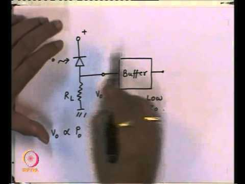 Mod-01 Lec-20 Photo Diodes and Detector Noise
