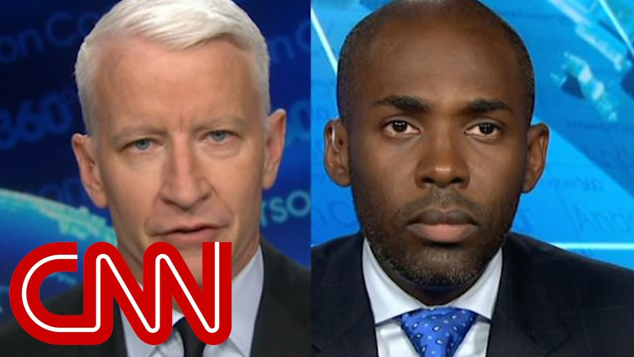 Image result for trump apologists on CNN, paris dennard