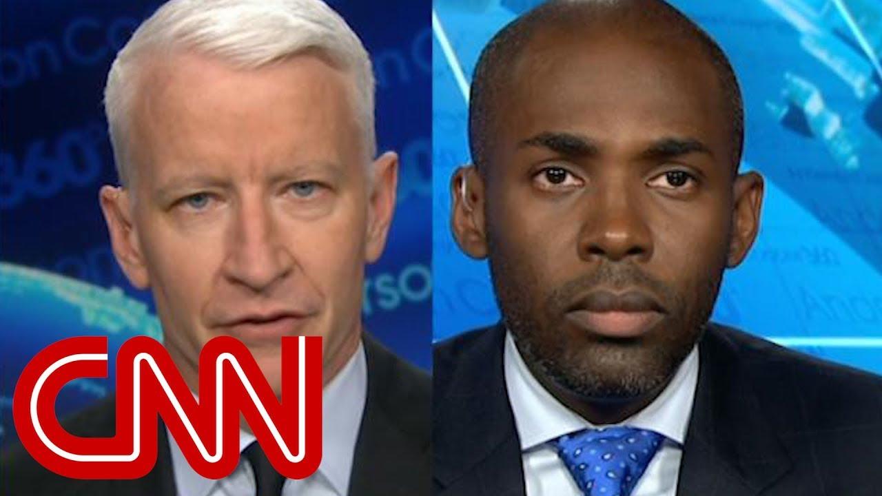 Image result for trump apologists on CNN, paris dennard