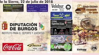 XXII Marcha Cicloturista Lagunas de Neila
