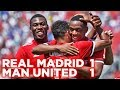 Real Madrid 1-1 Manchester United | GOALS: Casemiro (p); Lingard