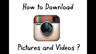 Gambar cover INSTAGRAM'S VIDEO DOWNLOAD...(easy and best)